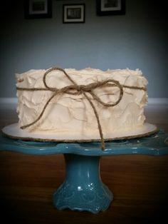 Vintage dreamsickle cake