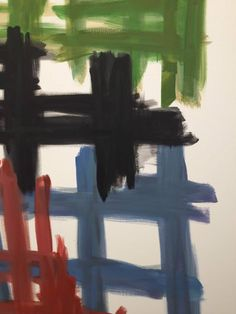 Gunther Forg - Artist Paintings Detail Almine Rech Gallery London United Kingdom