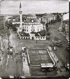 Şişli Meydan (1960'lar) #istanlook #istanbul #nostalji