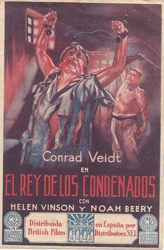 Programa de Cine - El Rey de los Condenados