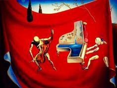 L'orchestra Rossa, Salvador Dalí