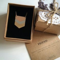 FRIEND necklace, coming to you on 18/8, 8pm