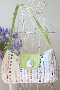 idea, craft, quilt, handbags, tote bag, selvedg scrap, scrap tote, purses, sewing patterns