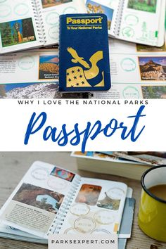 If you're wondering if it's worth purchasing the national parks passport book, read this post to learn why its my favorite travel companion. | national parks passport book | passport to your national parks National Park Passport, National Parks Map, Sequoia National Park, Travel Route, Travel Usa, World Travel Guide, Travel Tips, Travel Pictures, Trip Planning
