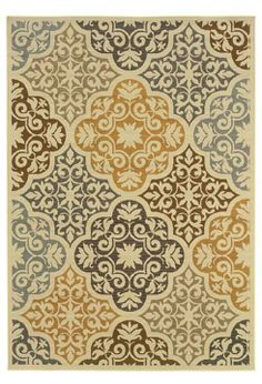 With our Bali Bali Outdoor Rug you can achieve the perfect balance of high style and high durability. This quick-drying, soft loop rug is perfect outdoors or in a high-traffic area inside your home.