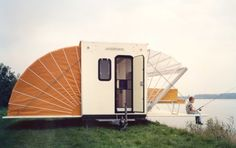 accordion pop-out camper