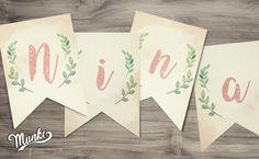 No te pierdas este artículo de mi tienda de #etsy: Kit Imprimible Animalitos del Bosque  en Acuarelas Watercolor Candy Bar Cumpleaños Munki Birthday Name, Happy Birthday, Bambi, Candy Bar Labels, Personalized Candy, Custom Candy, Custom Banners, Woodland Party, Custom Bags