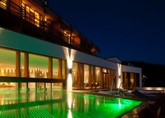 A sleek five-star stay in Austria's Tyrolean mountains, in a stylish, brand-new luxury hotel, with half board and use of the wellness facilities