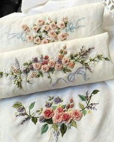 Hermosos bordados