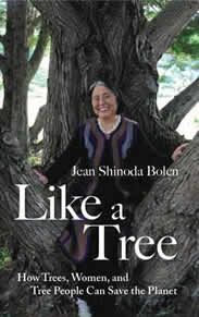 Like A Tree by Jean Shinoda Bolen