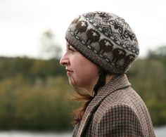 Ravelry: sheep heid pattern by Kate Davies