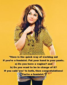 Caitlin Moran rocks. Check out this interview with her on #NPR and you'll fall in love.