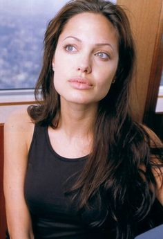 Angelina Jolie - Young and Wild!