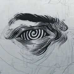 trendy ideas for eye artwork trippy - Art World Drawing Sketches, Art Drawings, Drawing Ideas, Disney Drawings, Pencil Drawings, Drawing Tips, Tattoo Sketches, Cool Drawing Designs, Trippy Drawings