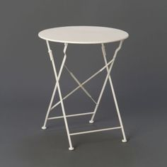 Terrain Painted Metal Bistro Table #shopterrain