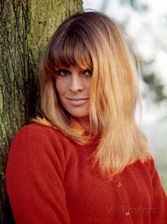 #Sixties | Julie Christie on the Set of Far from the Madding Crowd, 1967: