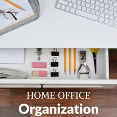 Home Office Organization Ideas   Suggestions For Making Your Work Space A  Haven For Productivity And