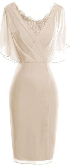 >>>Cheap Sale OFF! >>>Visit>> champagne sheath mother of the bride dresses elegant mother of the bride dresses cheap mother of the bride dresses new arrival mother dresses 2017 new arrival mother gowns mother of the bride dresses with sequins Mob Dresses, Event Dresses, Trendy Dresses, Cheap Dresses, Nice Dresses, Short Dresses, Formal Dresses, Vestidos Mob, Mothers Dresses