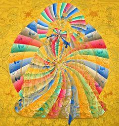 Padmasambhava Rainbow Body