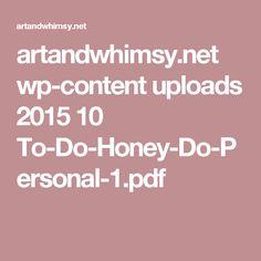 artandwhimsy.net wp-content uploads 2015 10 To-Do-Honey-Do-Personal-1.pdf