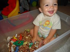 Pinteresting Life of Noah: Fun Activities for 1 yr olds