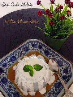 Singapore Home Cooks: Sago Gula Melaka by Rita Choo