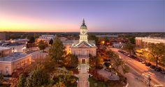 Things to do in Athens GA