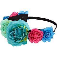 http://www.riverisland.com/women/accessories/hair-accessories/Blue-oversized-flower-stretch-head-band-635955