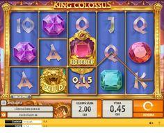 Získajte poklady kráľa aj vy! http://www.hracie-automaty.com/hry/king-colossus-automatova-hra #kingcolossus #hracieautomaty #vyhra #hry