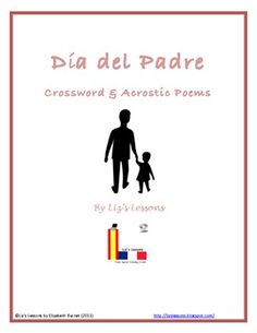 FREE! Do some fun activities for Father's Day in your Spanish class!
