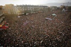 BREAKING: French Citizens Rise Up In Their Millions To Protest Ruling Elite!!! - The New...