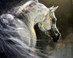 Judi Kent Pyrah Equestrain Artist