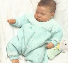 knit baby top to toe jumper round neck buttoned front vintage pattern childs knit  boy or girl instant download  pdf