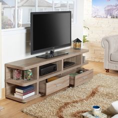 You'll love the Guilver TV Stand at Wayfair - Great Deals on all Furniture products with Free Shipping on most stuff, even the big stuff.