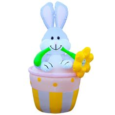 Luggage & Bags Shopping Bags Self-Conscious Party Supplies Candy Toy Cute Kids Egg Basket Flower Handbag Storage Home Decor Rabbit Gift Easter Bunny Decoration Durable Service
