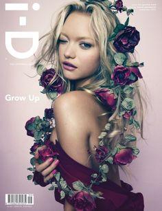 i-D magazine 280. The Offspring Issue September 2007  http://i-donline.com/magazine/the-offspring-issue/