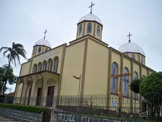Igreja ucraniana de Ponta Grossa