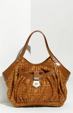 e4576c3c1b7 89 Best Fendi Handbags images   Beige tote bags, Satchel handbags, Shoes