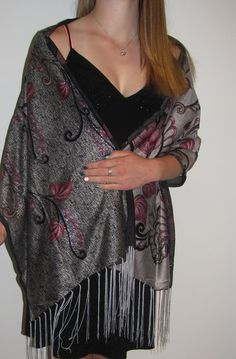 I love to shop womens shawls wraps beautiful and elegant for evening dresses and gowns.