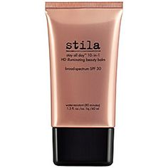 Stay All Day® 10-In-One HD Illuminating Beauty Balm With Broad Spectrum SPF 30 - Stila   Sephora