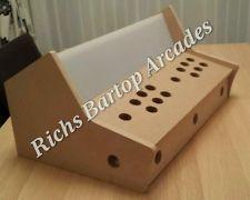 MOBILE BARTOP PLUG AND PLAY ARCADE DIY FLATPACK KIT
