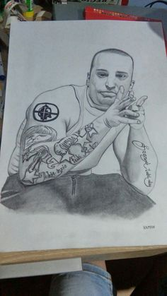 It took me 2 Days . He's a Polish hip hop singer one od the best im my opinion.