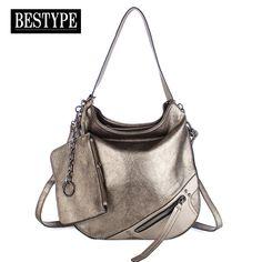 a12c32fe4f59 |Bestype Для женщин сумка Мода PU кожаные женские сумки роскошные  дизайнерские плечо сумка для Для женщин 2018 купить на AliExpress
