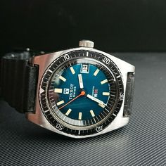 Tissot diver Pr 516 from With original box. Watch Deals, Cool Watches, Omega Watch, Quality Watches, The Originals, Box, Accessories, Vintage, Objects