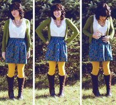 DIY | Simple Skirt