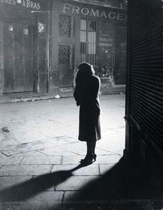 Artwork by Brassaï - Paris by Night II, (1946) | Photography | Artstack - art online