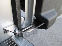 Defender Rear Door Gas Strut Post 2002 - Interior Accessories - Products