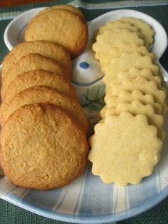 Kazuo: Ahornsirup Plätzchen (Maple Syrup Soft Cookies) mit weichem Kern