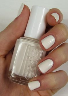 Essie Coconut Cove - from the Summer 2016 Collection (click through for swatches of the full collection) #nailpolish #Essie