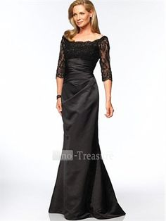 Mother of the bride 3/4 sleeves